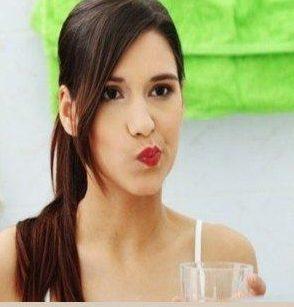 Enjuague bucal con agua salada