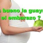 ¿Es seguro comer guayaba durante el embarazo?