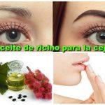 Aceite de ricino para las cejas – Todo lo que usted necesita saber