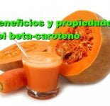 ¿Cuáles son los beneficios del betacaroteno?