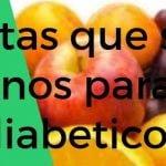 7 frutas que son buenas para las personas con diabetes