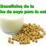 15 Beneficios de la leche de soya para la salud