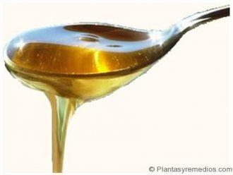 miel de abeja es bueno para la gripe