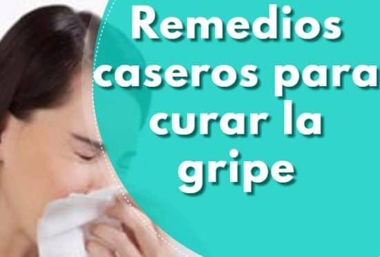 Curar la gripe y el resfriado con remedios caseros faciles