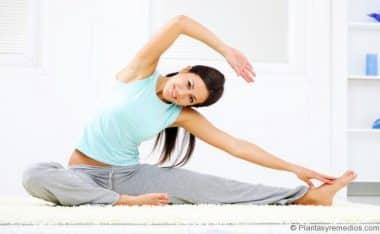 el ejercicio es bueno para el estres