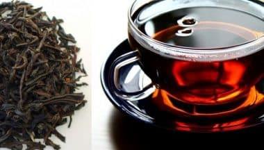 té negro es bueno para la diarrea