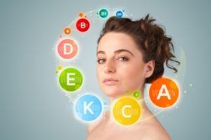 vitaminas para mejorar la piel