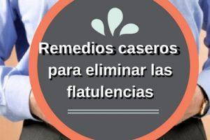 Remedios caseros para eliminar las flatulencias
