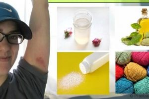 irritación en la piel por el roce o fricción