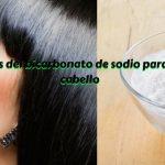Maravillas del bicarbonato de sodio para el cabello