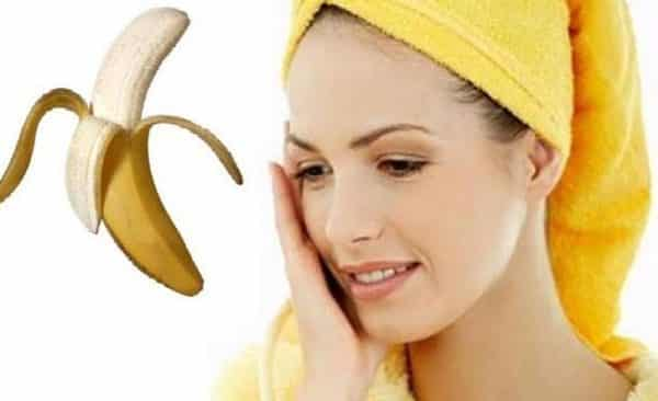 beneficios del platano - banana para la belleza - piel y cabello
