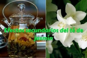 Efectos secundarios del té de jazmín